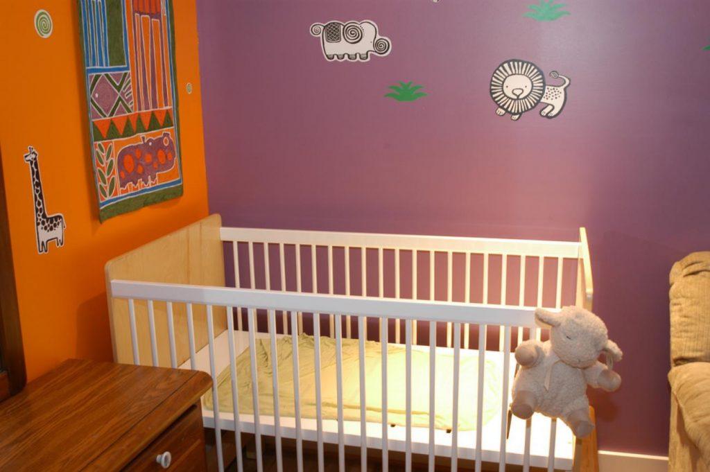 Como acondicionar la habitaci n para tu primer hijo o hija for Acondicionar habitacion